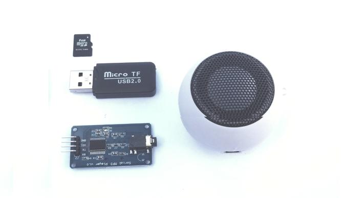 MakerBit Mp3